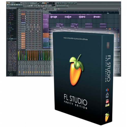 Image Line Studio Fruity Loops