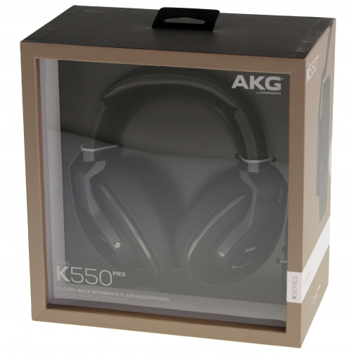 AKG K550 MKII headphones
