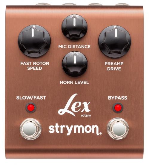 Strymon Lex rotary guitar effect