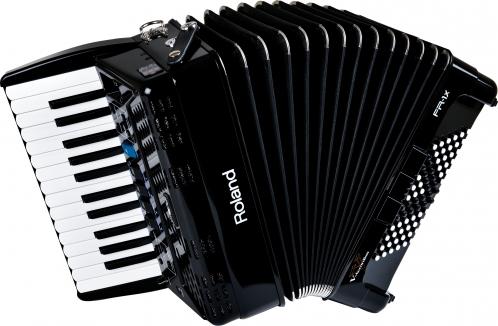 Roland FR 1 x Black digital accordion
