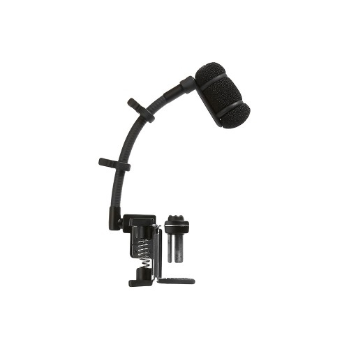 Audio Technica ATM350D cardioid condenser instrument microphone (with drum clamp)