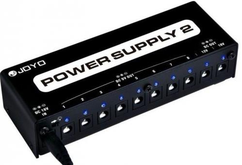 Joyo JP-02 guitar effect power supply