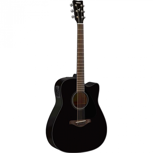 Yamaha FGX 830 C BL electric acoustic guitar
