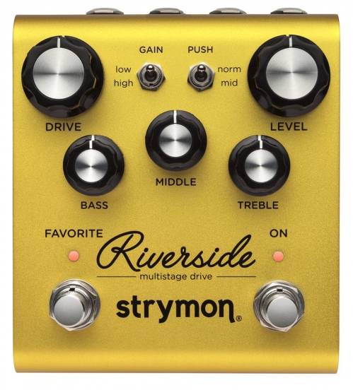 Strymon Riverside electric guitar effect