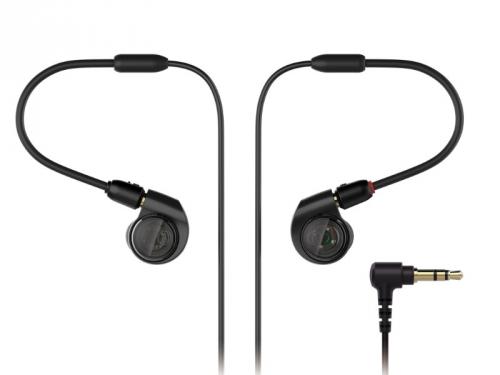 Audio Technica ATH-E40 earphones
