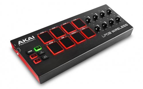 AKAI LPD 8 Wireless USB/MIDI mini controller