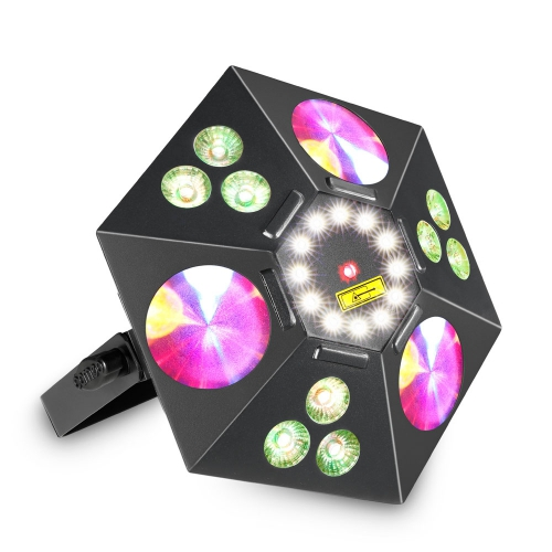 Cameo UVO 5 in 1 LED light effect