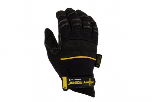 Dirty Rigger Comfort Fit technician gloves, SIze: M