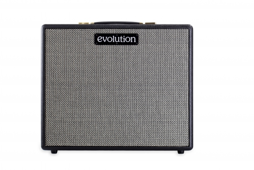 Evolution Amber 40 combo Lead 80 guitar amplifier, 40W
