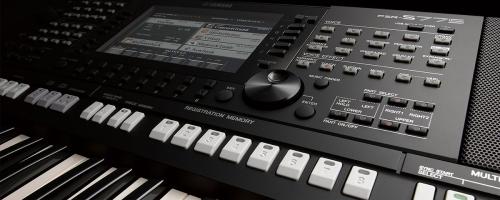 Yamaha PSR-S-775