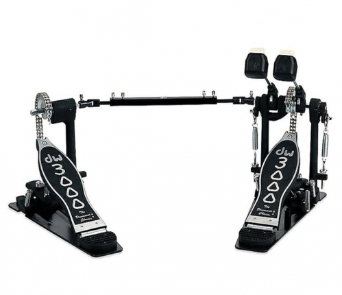 Drum Workshop DWCP 3002 twin drum pedal