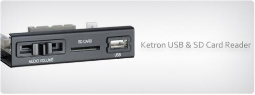 Ketron USB&SD card reader (MIDI, MP3  Wave Player) for SD5/SD8, X1, X8, XD8, XD9