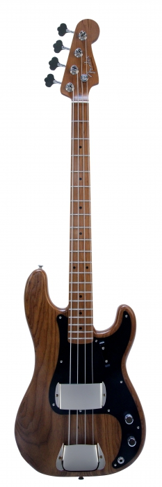 Fender Limited Edition ′58 Precision Bass Roasted Ash Natural bass guitar