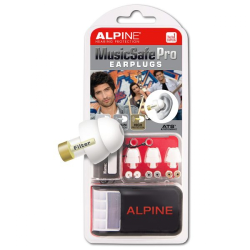 Alpine MusicSafe Pro ear plugs (pair)