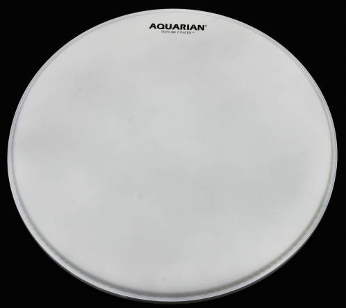 Aquarian TC Satin Texture Coated 16″ drum head
