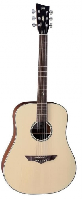 VGS 500301 RT-10 Root Natural Satin acoustic guitar