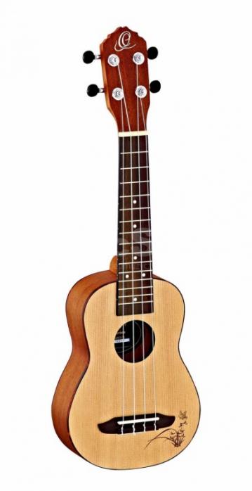 Ortega RU5SO soprano ukulele