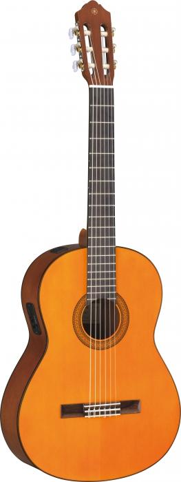 Yamaha CGX 102A classical guitar