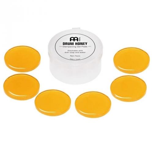Meinl MDH Honey Damper Pads (6 pcs.)