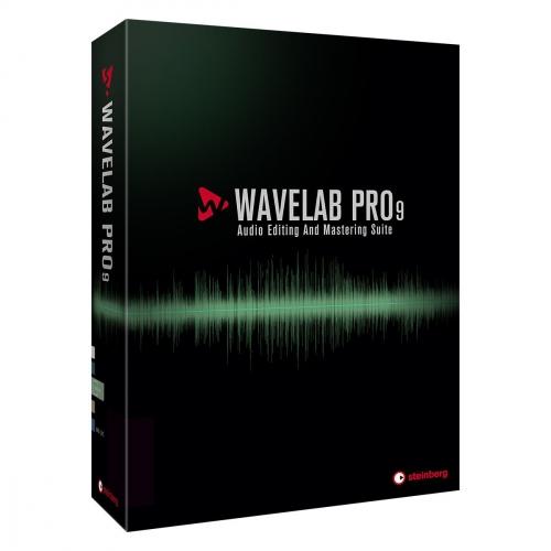 Steinberg Wave Lab 9 Pro EDU music software, educational version