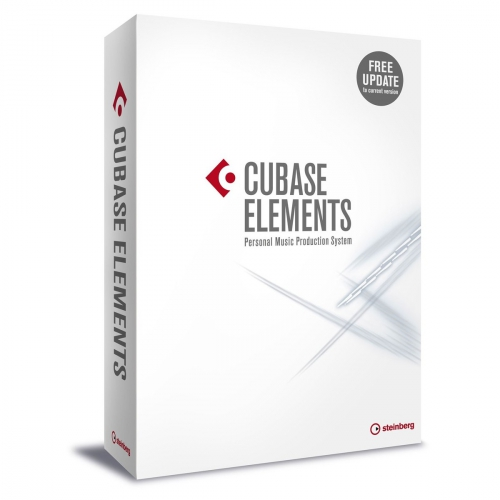 Steinberg Cubase Elements 9 EDU software