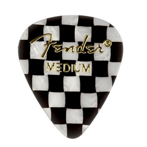Fender Checker Medium Celluloid guitar pick