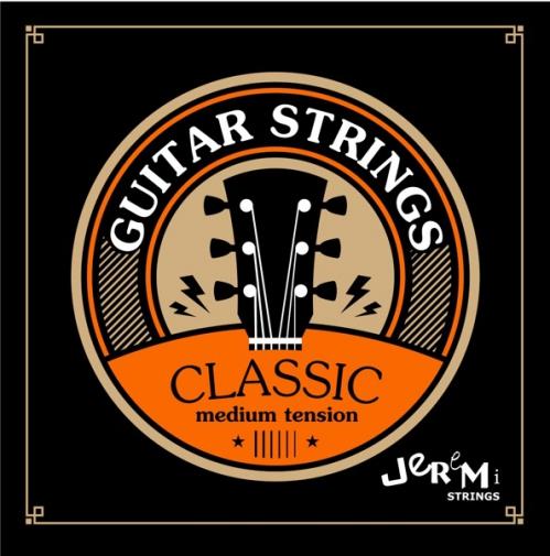 Jeremi CG2843 classical guitar strings