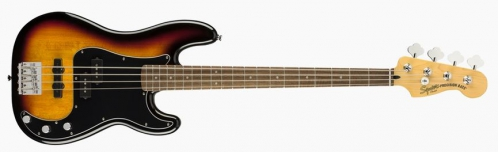Fender Vintage Modified Precision Bass PJ, Laurel Fingerboard, 3-Color Sunburst bass guitar