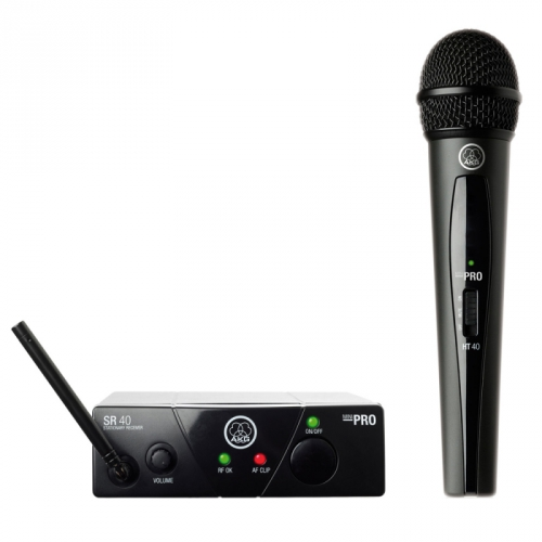 AKG WMS40 Vocal Set US25B