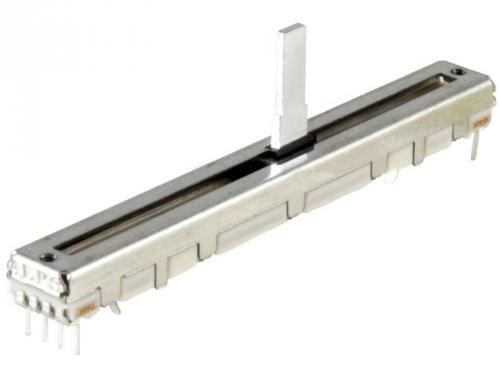 Yamaha VU804200 slide pot 2x10kA for MG, MX series