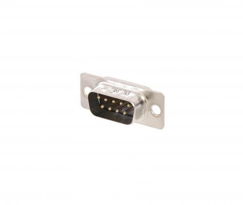 Amphenol L717SDE09P D-sub 9-pin male socket