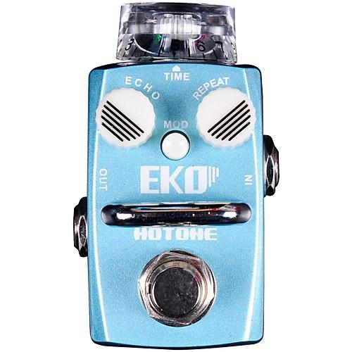 Hotone EKO Skyline Delay electric guitar effect