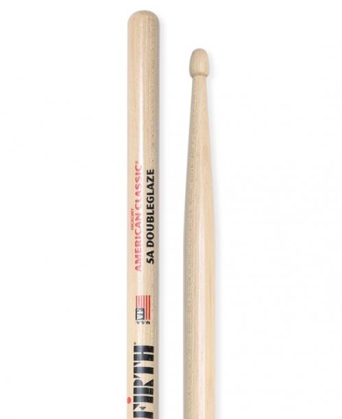 Vic Firth 5A Doubleglaze drumsticks