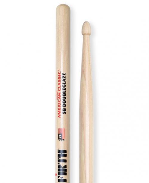 Vic Firth 5B Doubleglaze drumsticks