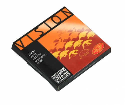 Thomastik Vision VI100 violin strings 4/4