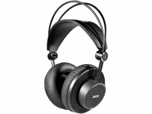 AKG K245 (32 Ohm) headphones open