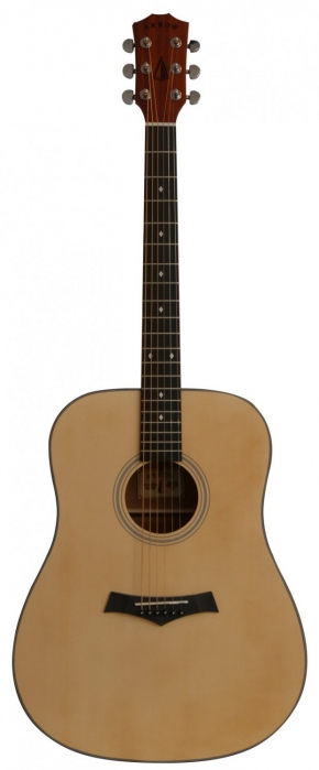 Arrow Bronze NT Natural acoustic guitar