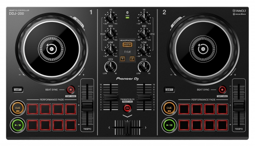 Pioneer DDJ-200 USB controller for DJ