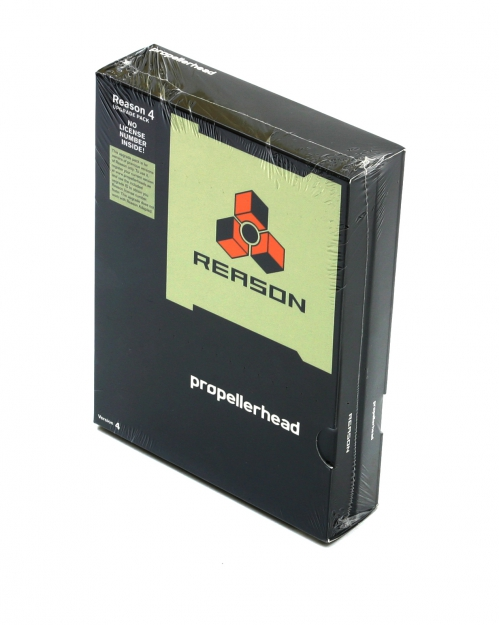 Propellerhead Reason 4 Update software