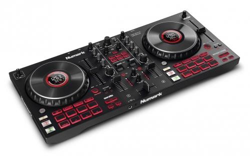 Numark MixTrack Platinum FX 4-channel DJ controller