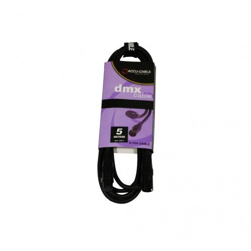 Accu Cable DMX 5P 110 Ohm 5 DMX cable