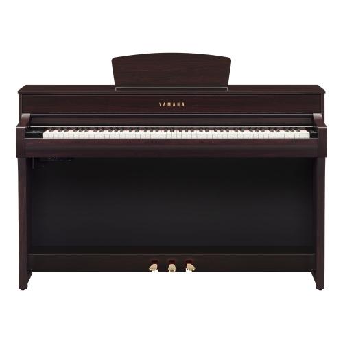 Yamaha CLP 735 R Clavinova digital piano, rosewood