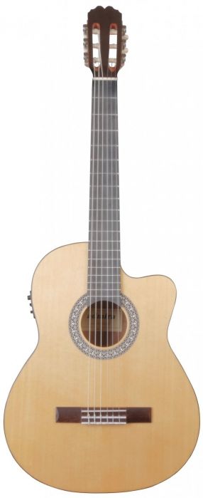 Admira Alba 4/4 electric classical guitar