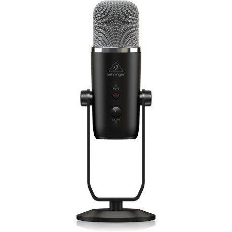Behringer Bigfoot - All-in-one USB Studio Condenser Microphone