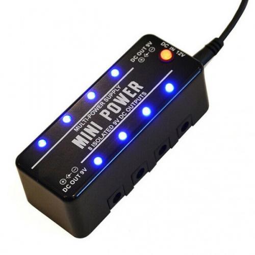 Musicdevices LEF329 zasilacz do efektów gitarowych