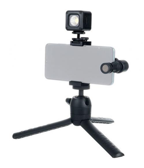 Rode Vlogger Kit iOS zestaw do tworzenia filmów dla urządzeń Apple