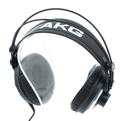 AKG K240 MKII (55 Ohm) headphones, semi-open