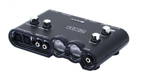 Line6 POD Studio UX 2 interface audio USB