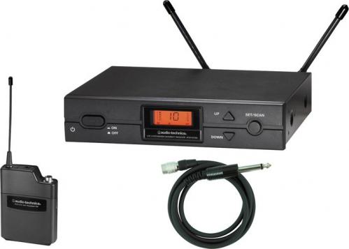 Audio Technica Atw 2110 G Wireless System
