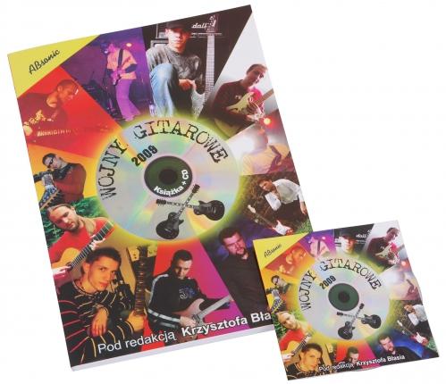 AN Błaś Krzysztof ″Wojny gitarowe 2009″ + CD